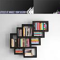 Ideal Decor Bookcase icon