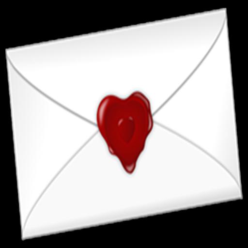 Love Message Doodle