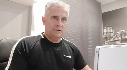 """Pepe Morales: """"La calidad del Almería decidió el partido, se sufrió demasiado"""""""