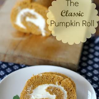 The Classic Pumpkin Roll