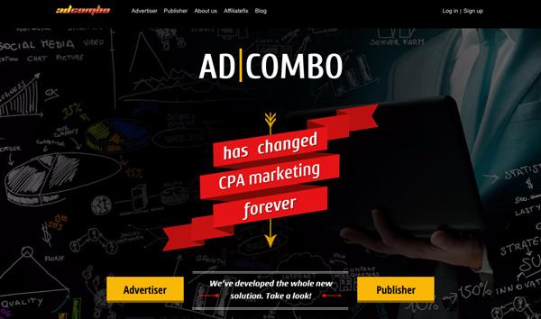 kiếm tiền online với adcombo