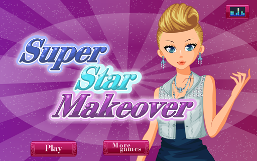 Super Star Makeover