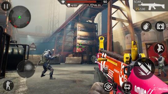 Critical Action: Gun Strike Ops- juego de disparos 4