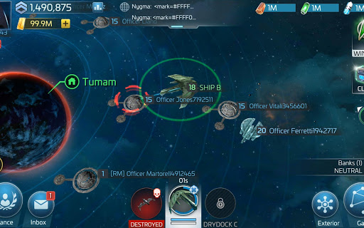 Star Trek Fleet Command screenshot 21