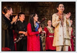 Photo: Rinaldo Oper von Georg Friedrich Händel HWV 7a | Studierende der Gesangs- und Instrumentalklassen | Regie: Jasmin Solfaghari, Musikalische Leitung: Prof. Christian Hammer