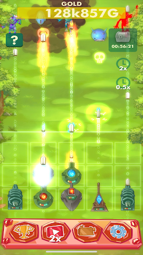 Code Triche Idle Towers apk mod screenshots 3