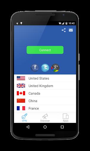 极速VPN 无限免费代理 HideMe
