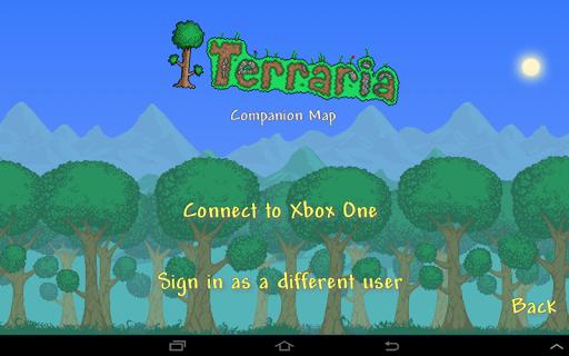 Terraria World Map screenshot 1