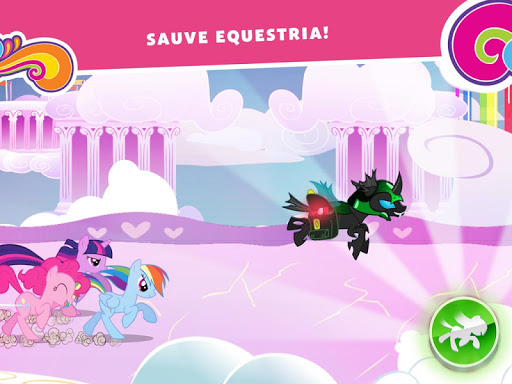 My Little Pony: Harmony Quest  captures d'u00e9cran 2