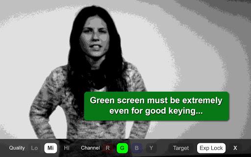 Green Screener screenshot 1