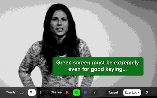 Green Screener