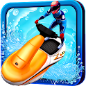 Power Boat 3D icon