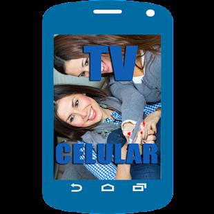 TV no Celular - náhled