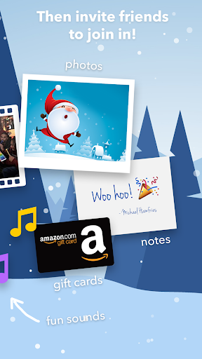 Surpriise - Gift Cards and eCards Screenshot