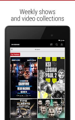 FITE - Boxing, Wrestling, MMA & More 4.2 screenshots 24