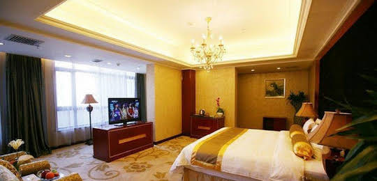 Huakang Dijing Hotel - Taiyuan