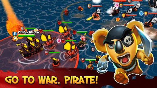 Tropical Wars Screenshot