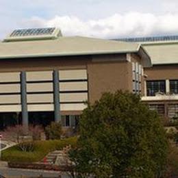 岩国市総合体育館のメイン画像です