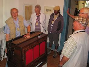 Photo: Drehorgel-Spiel im Elztalmuseum