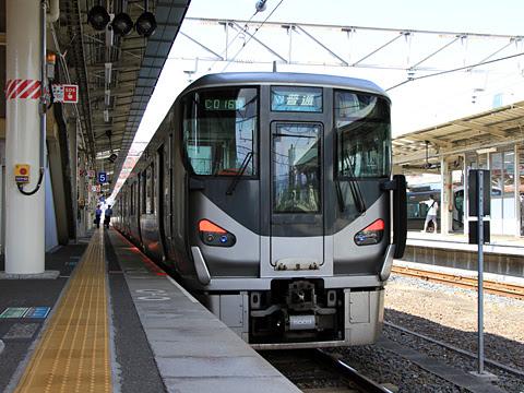 JR西日本 225系5000番台(和歌山→御坊)