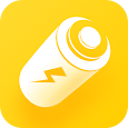 Yellow Battery-Battery Saver