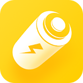 Yellow Battery-Battery Saver