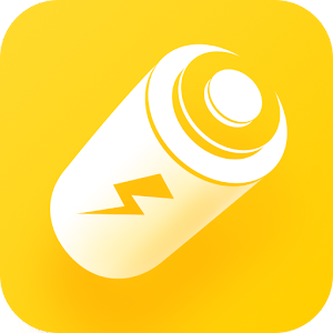 Yellow Battery-Battery Saver for PC