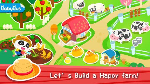 Baby Panda's Farm - Kids' farmville screenshot 1