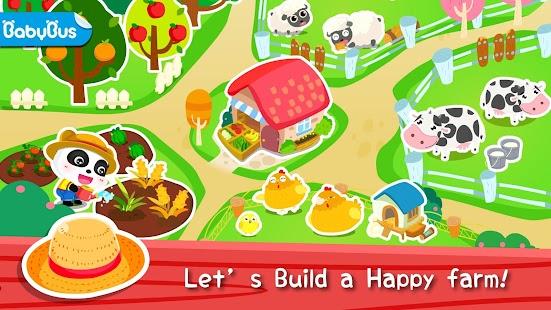 Baby Panda's Farm - Kids' farmville - náhled