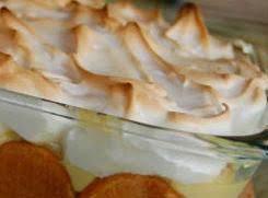 Banana Pudding - Southern Style Recipe