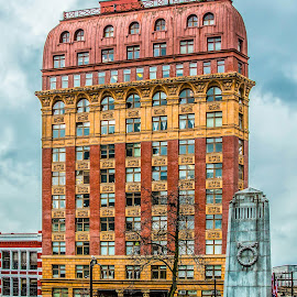 Dominion Building by P Murphy - Buildings & Architecture Office Buildings & Hotels