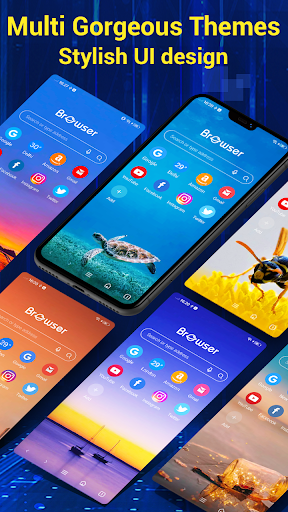 Browser for Android 1.9.1 Screenshots 5