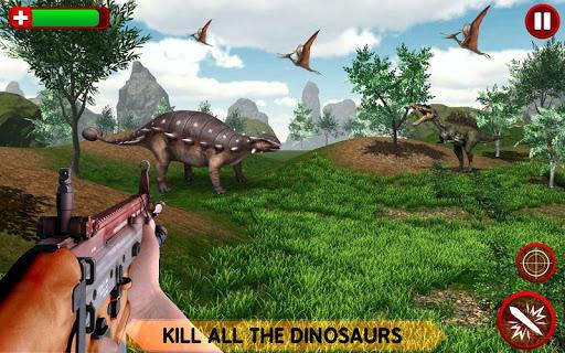 Wild Jungle Dino Hunting 3d 1.2 screenshots 2