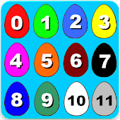 Learn Numbers With Eggs