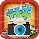 Scramble with Photos (Ad Free) icon