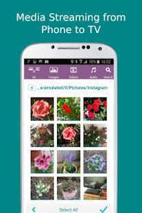 4 SURE Universal Remote App screenshot
