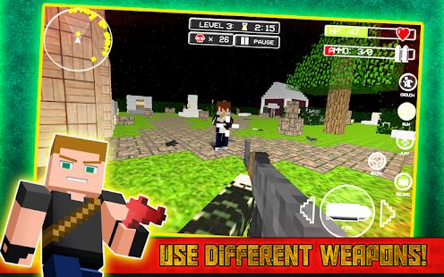 14 Survival Games Block Island App screenshot