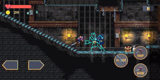 Castle of Varuc: Action Platformer 2D android2mod screenshots 9
