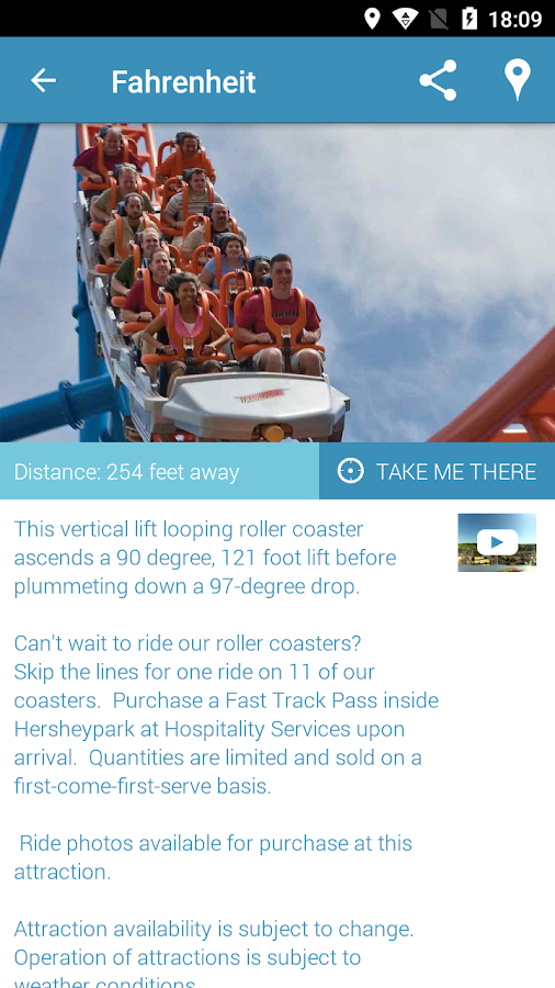 Hersheypark- screenshot