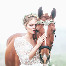Wedding photographer Klavdiya Litvinenko (Klaudia8585). Photo of 24.07.2017