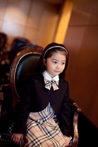 女の子 小学校入学式 レンタル バーバリー