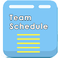Team Schedule icon