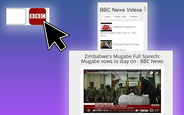 Latest BBC News Videos