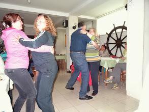 Photo: završetak večeri uz Josipovu harmoniku, pjesmu i ples