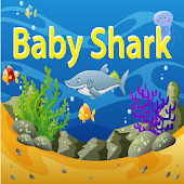 The Baby Shark - Kids song App