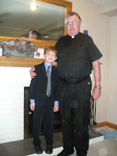 Photo: Matthew Naughton first Holy Communion 2008