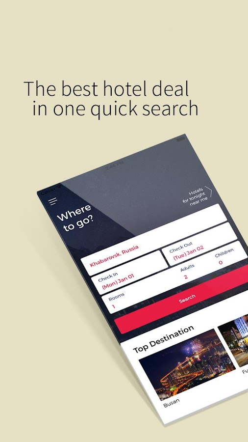 Allstay - Hotel Search & Book- screenshot