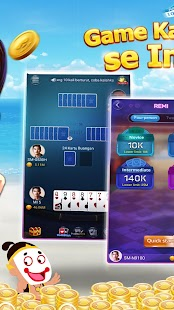 play Remi Card Indonesia Online on pc & mac