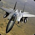 aircraft live wallpaper HD icon