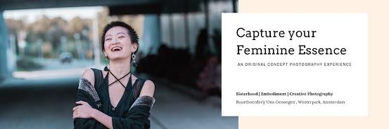 Capture Your Feminine Essence Photoshoot